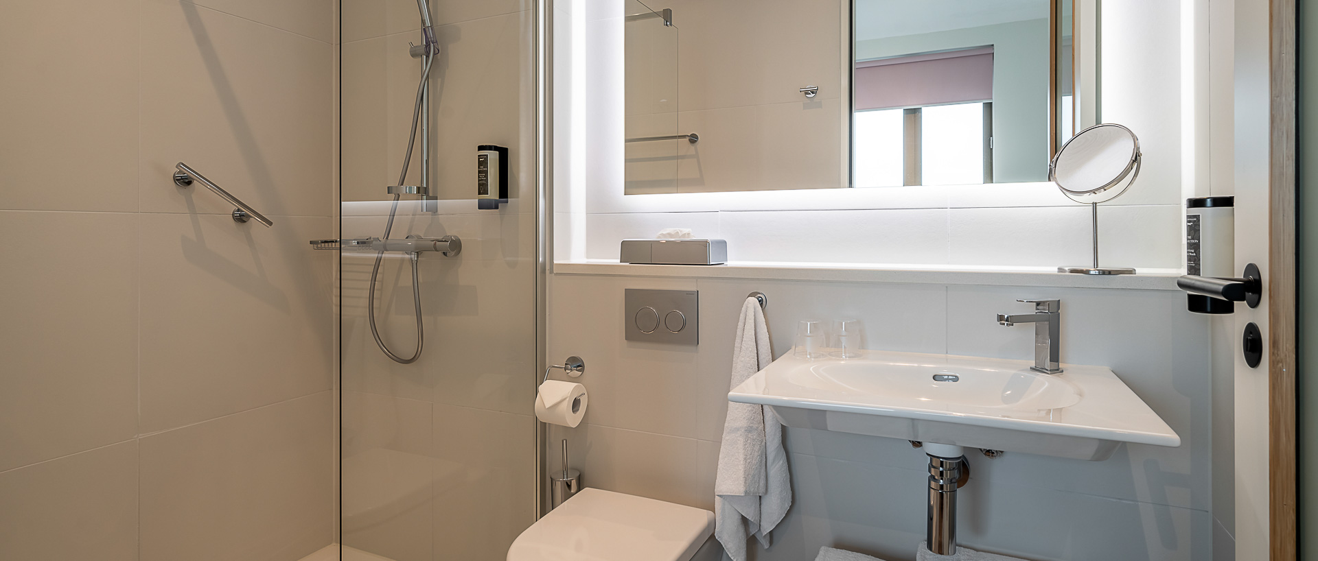 PREMIER SUITES PLUS Amsterdam Bathroom